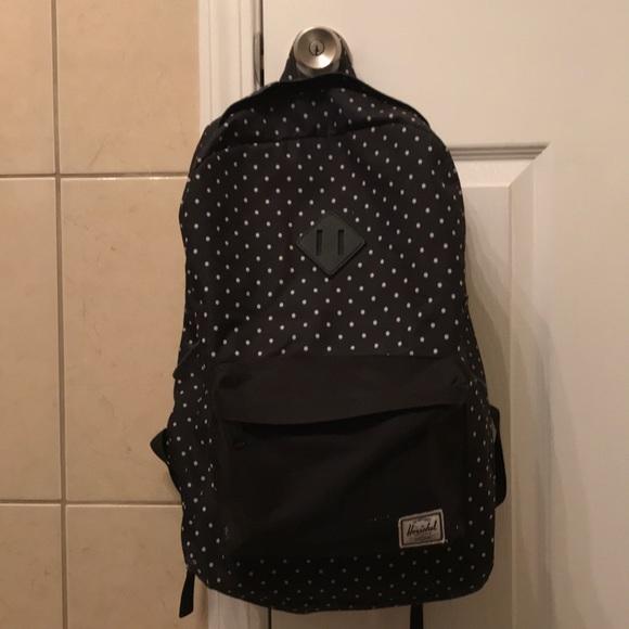 66b727ad22 Herschel Supply Company Handbags - Polka Dot Herschel Backpack
